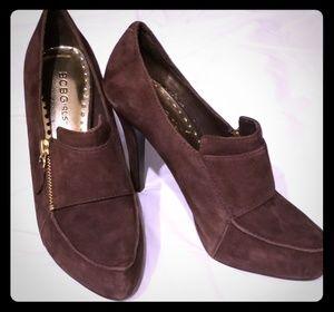 BCB Girls Suede high heels